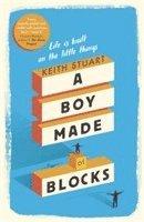 bokomslag A Boy Made of Blocks