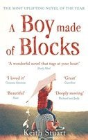 bokomslag A Boy Made of Blocks: The most uplifting novel of 2017