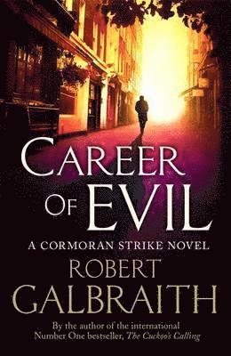 bokomslag Career Of Evil