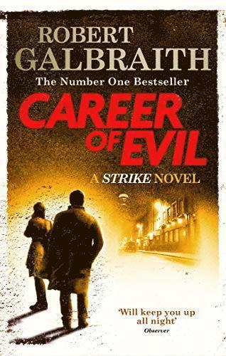 bokomslag Career of Evil: Cormoran Strike Book 3