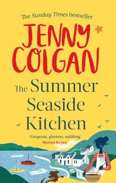bokomslag The Summer Seaside Kitchen: Winner of the RNA Romantic Comedy Novel Award 2018