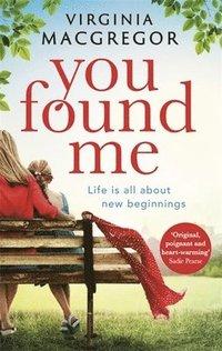 bokomslag You Found Me