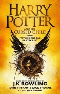 bokomslag Harry Potter and the Cursed Child - Parts One and Two