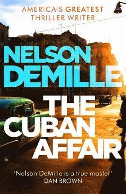 bokomslag The Cuban Affair