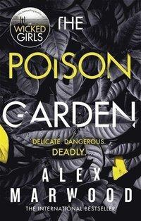 bokomslag The Poison Garden