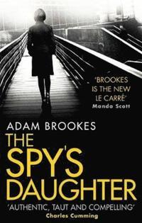 bokomslag The Spy's Daughter