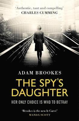 bokomslag Spys daughter