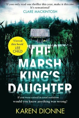 bokomslag The Marsh King's Daughter