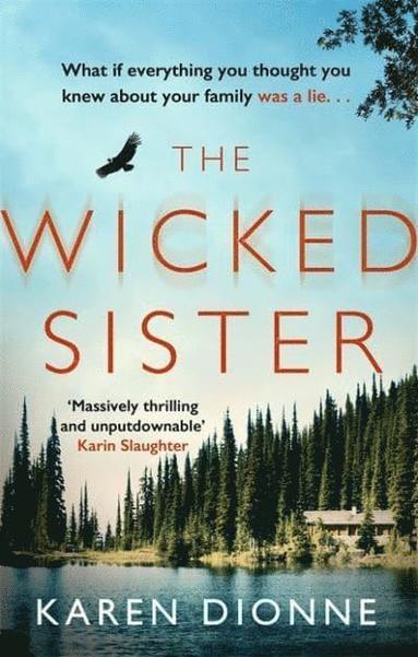 bokomslag The Wicked Sister