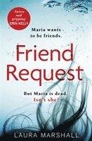 bokomslag Friend Request