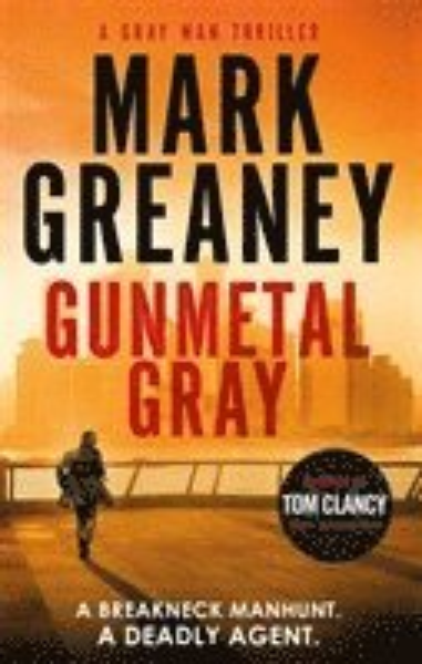bokomslag Gunmetal Gray