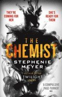 bokomslag The Chemist: The compulsive, action-packed new thriller from the author of Twilight
