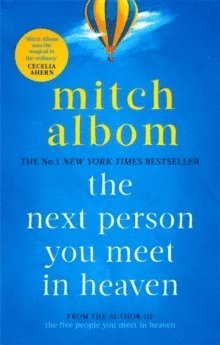 bokomslag The Next Person You Meet in Heaven