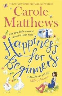 bokomslag Happiness for Beginners