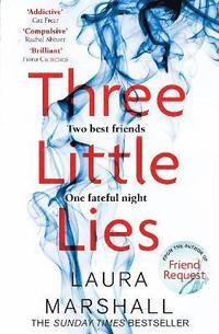 bokomslag Three Little Lies
