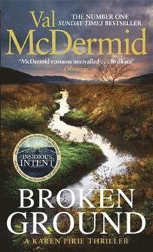 bokomslag Broken Ground