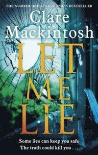 bokomslag Let Me Lie