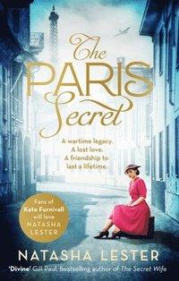 bokomslag The Paris Secret