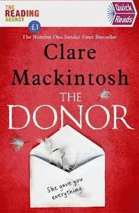 bokomslag The Donor