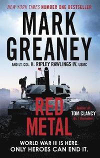 bokomslag Red Metal