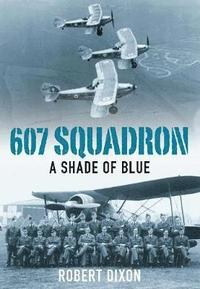bokomslag 607 Squadron