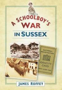 bokomslag A Schoolboy's War in Sussex