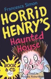 bokomslag Horrid Henry's Haunted House