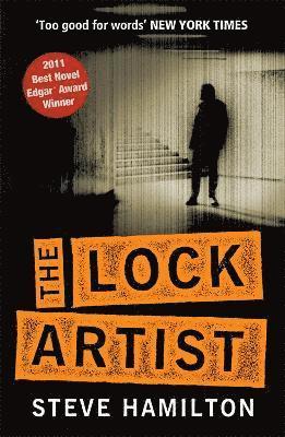 bokomslag The Lock Artist