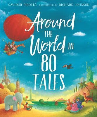 bokomslag Around the World in 80 Tales