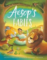 bokomslag Aesop's Fables