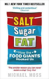 bokomslag Salt, Sugar, Fat