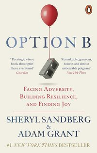 bokomslag Option B: Facing Adversity, Building Resilience, and Finding Joy