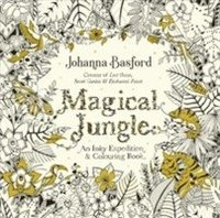 bokomslag Magical Jungle: An Inky Expedition and Colouring Adventure