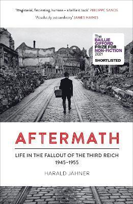 bokomslag Aftermath: Life in the Fallout of the Third Reich, 1945-1955