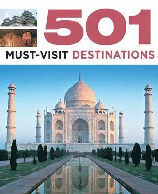 bokomslag 501 Must-Visit Destinations