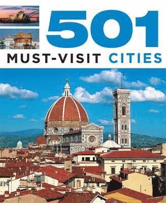 bokomslag 501 Must-Visit Cities