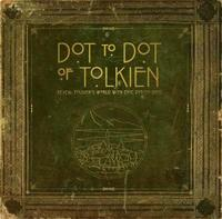 bokomslag Dot-to-dot of tolkien - reveal 45 iconic characters and scenes from the und