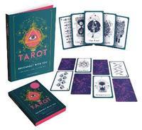 bokomslag The Tarot Book and Card Deck