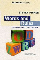 bokomslag Words And Rules