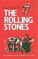 bokomslag According To The Rolling Stones