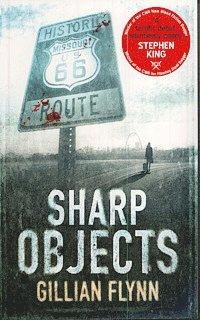 bokomslag Sharp objects