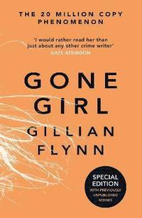 bokomslag Gone Girl