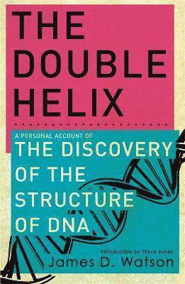 bokomslag The Double Helix