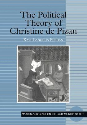 bokomslag The Political Theory of Christine De Pizan