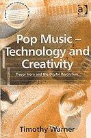 bokomslag Pop Music - Technology and Creativity
