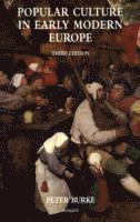 bokomslag Popular Culture in Early Modern Europe