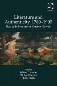 bokomslag Literature and Authenticity, 1780-1900