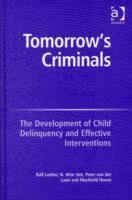 bokomslag Tomorrow's Criminals