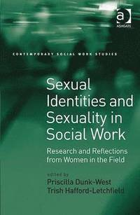 bokomslag Sexual Identities and Sexuality in Social Work