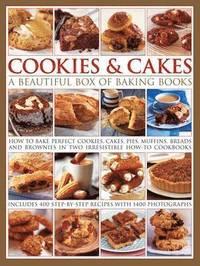 bokomslag Cookies &; Cakes: a Beautiful Box of Baking Books
